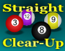 Play Straight Clear-Up