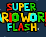 Play Super Mario World Flash