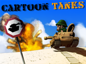 Play Cartoon Tanks (Preview)
