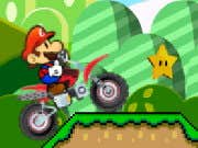 Play Mario Motocross Mania
