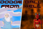 Play Dodgeball From Hell