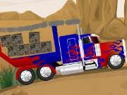 Play Transformers Truck
