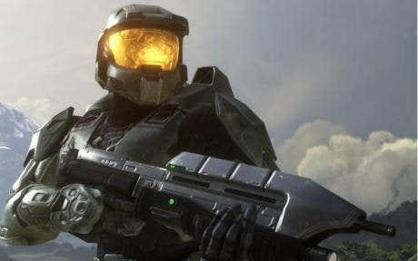 Play Halo: Kongregate version