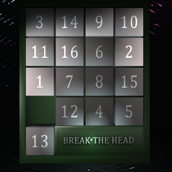 Play Break the Head