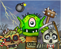Play Roly-Poly Cannon: Bloody Monsters Pack