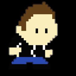 Play Pixel Walk