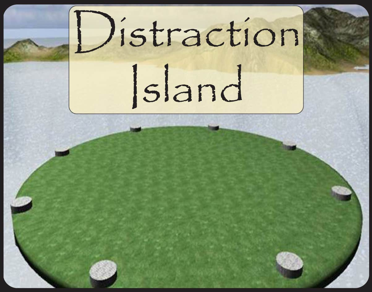 Play Distraction Island