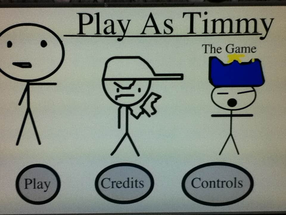 Play Control Timmy