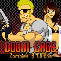 Play Zombie Cage
