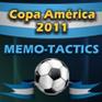 Play Memo Tactics - Copa America