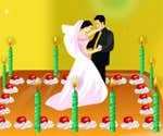 Play Wedding Cake Decoration