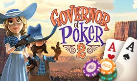 Play Governor of Poker 2