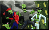 Play Cannon vs Zombies
