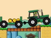 Play Mario Tractor 2