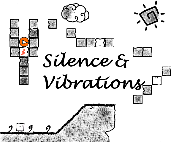 Play Silence & Vibrations