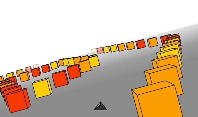 Play Cubefield