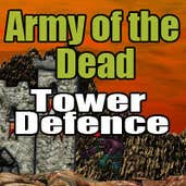 Play Army of the Dead Tower Defense