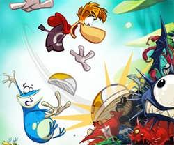 Play Rayman - Slap Flap, and Go!