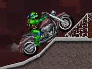 Play TMNT Ninja Turtle Bike