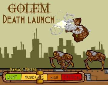 Play Golem Death Launch