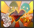 Play Kicking Zombie Heads