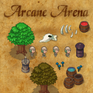Play Arcane Arena