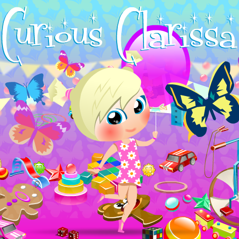 Play Curious Clarissa