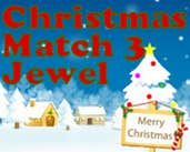 Play Christmas Match 3 Jewel