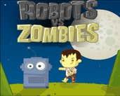 Play ZombiesVSRobots