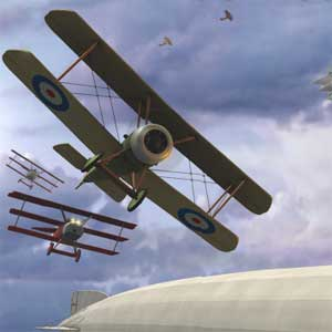 Play Dogfight Duel