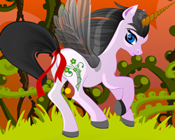 Play My Own Unicorn. Dress Up
