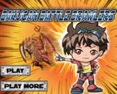 Play Bakugan Battle Brawlers