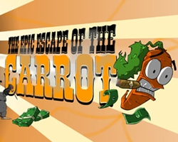 Play The Epic Escape Of The Carrot