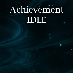Play Achievement IDLE