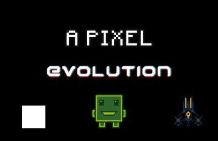Play A Pixel Evolution