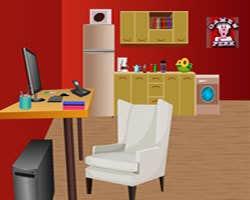 Play  Common room escape Gamesperk