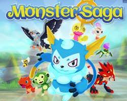 Monster Saga game