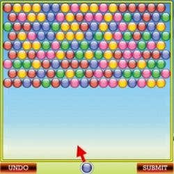 Play Bubble Shooter ET
