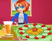 Play Bulo Salad Making
