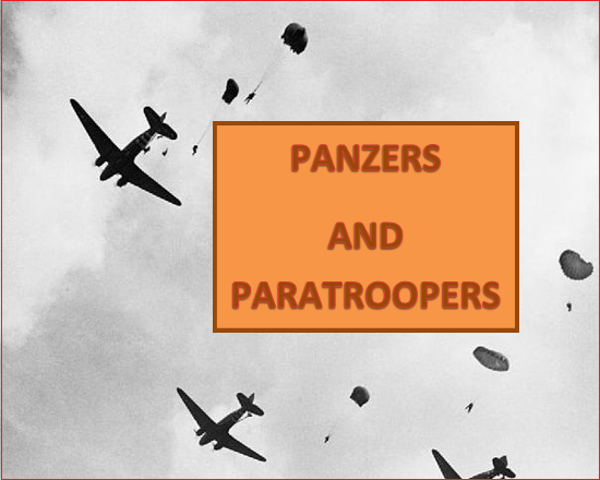 Play PANZERS AND PARATROOPERS