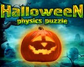Play Halloween - physics puzzle