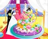 Play Ornate Wedding Cake