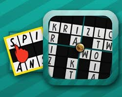 Play Krizl - The word puzzle with a twist