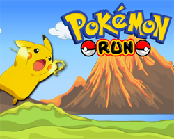 Play Pokemon Run