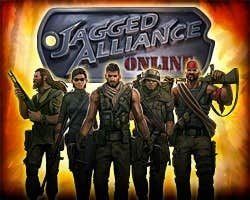 Play Jagged Alliance Online