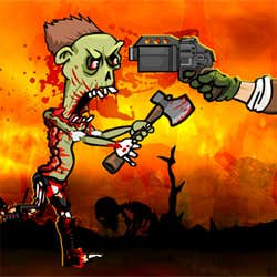 Play MASS MAYHEM - ZOMBIE APOCALYPSE