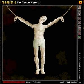 Play the torture game 2