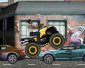 Play Urban ATV Racing