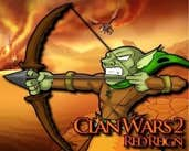 Play Clan Wars 2 - Red Reign