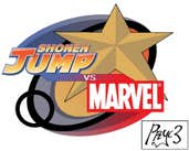 Play Shonen Jump vs. Marvel (Ver. 1)